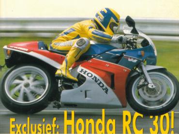 Icoon: Honda VFR750R RC30