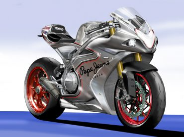 Video: De Norton V4 Superbike