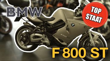 Top Staat #4: BMW F 800 ST