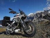 EICMA > Moto Guzzi Stelvio NTX