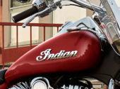 Indian roept motoren terug