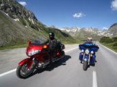 Honda GoldWing, Harley-Davidson Ultra Classic