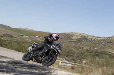 Getest > Triumph Tiger Explorer