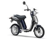 Yamaha lanceert elektrische scooter