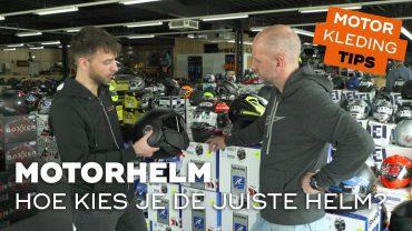 Hoe kies je de juiste helm? | Motorkledingtips