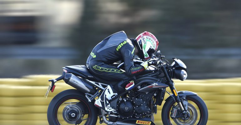 Introductie: Triumph Speed Triple RS