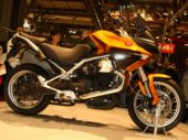 EICMA > Moto Guzzi Stelvio UPDATE
