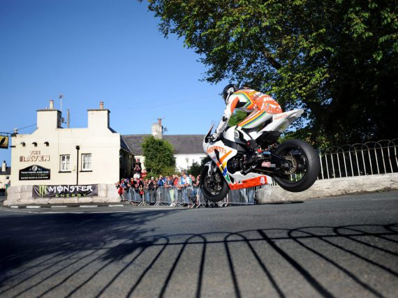 Daimond Races: Isle of Man-achtig event op Isle of Wight?