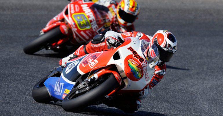 Hoe nu verder voor Aprilia-teams in Moto2?