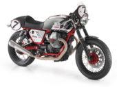 EICMA > Moto Guzzi V7 Clubman Racer