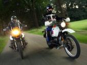 Verlichting op motorkleding mag niet