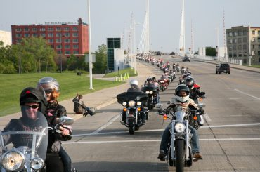 Vrouwen op Harley's