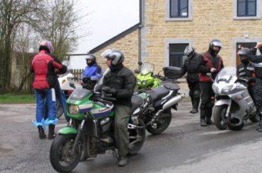 Motorclub bestaat 40 jaar