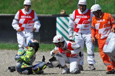 Geen Dutch TT voor Rossi