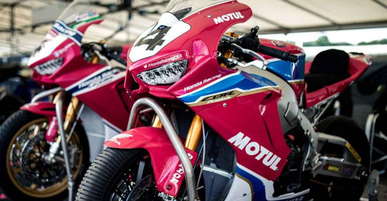 Goodwood Festival of Speed eert 60 jaar Honda