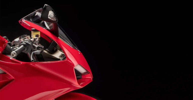 Facelift voor 2020 Ducati 959 Panigale