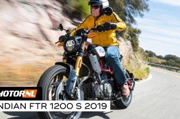 Indian FTR 1200 S 2019 – test