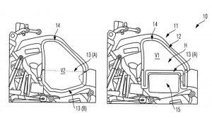 BMW flexibele brandstoftank