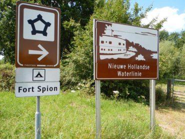 Koel toeren langs de Hollandse Waterlinie