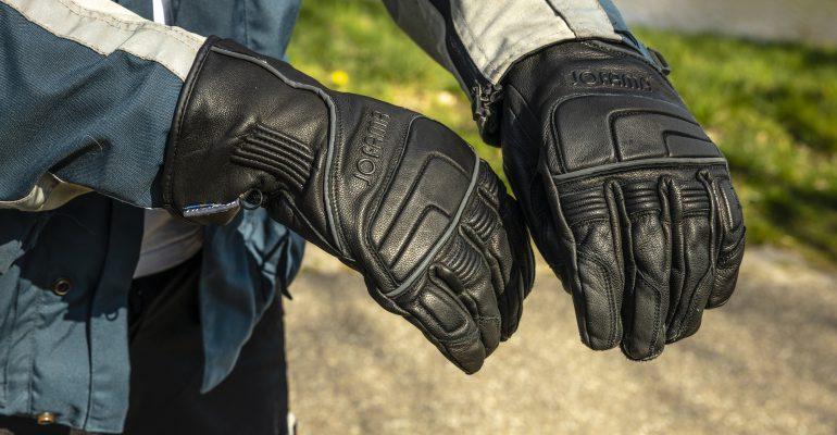 Getest: Jofama Hugin – Fluwelen handschoentjes