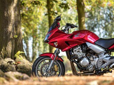 Weerzien: Honda CBF1000A 2008 Test