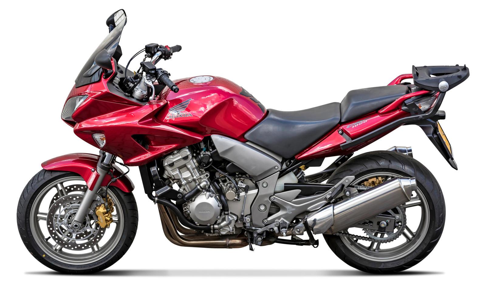 Honda CBF1000 2008 Static