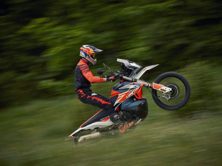 KTM presenteert Adventure R Rally