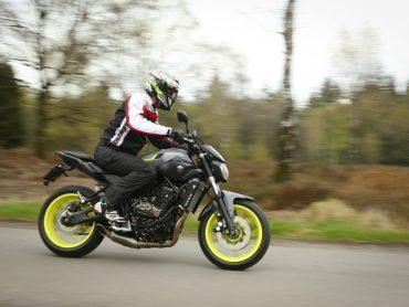Yamaha MT-07 vernieuwd in 2020?