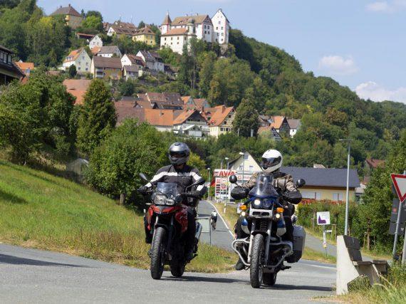 Frankische Schweiz:Bamberg op een Bierviltje