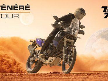 20 & 21 juli: Yamaha Ténéré Tour in Nederland
