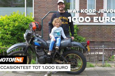 Motoren tot 1.000 euro – Motoroccasiontest