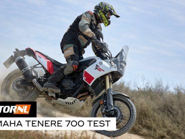 Yamaha Ténéré 700 2019 – test