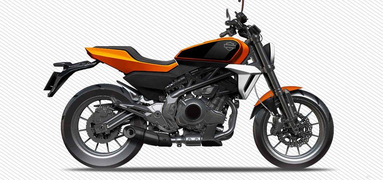 Harley-Davidson XR338 Concept