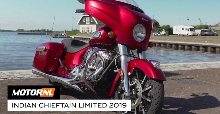 Indian Chieftain Limited 2019 – test