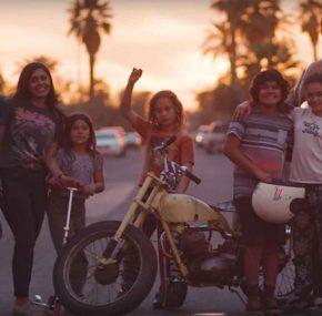 Jason 'GoT' Momoa's familie-Harley-Davidson