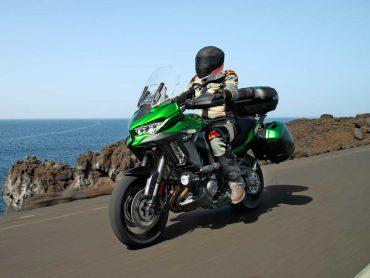 Test Kawasaki Versys 1000 SE 2019
