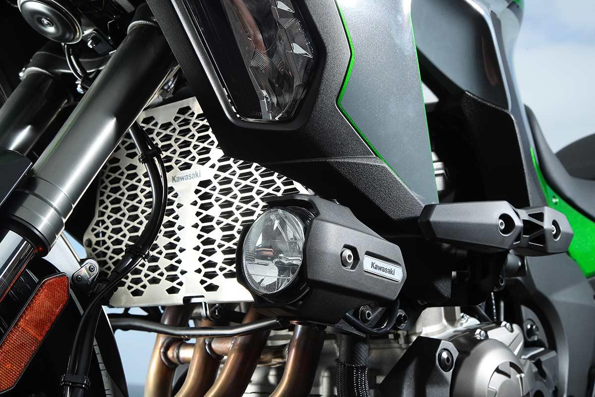 Kawasaki Versys 1000SE 2019 Opties