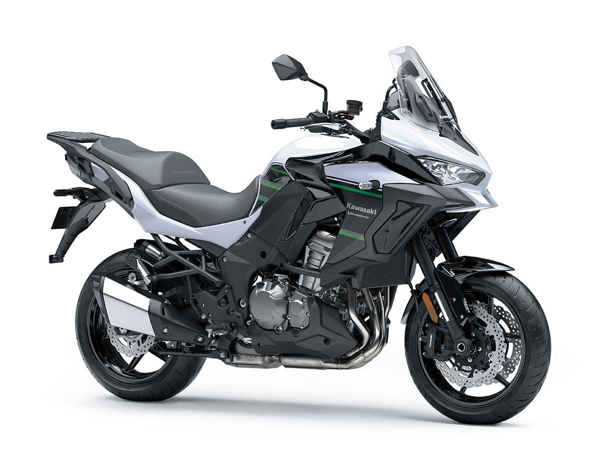 Kawasaki Versys 1000 Wit