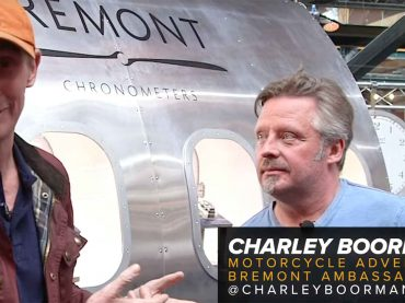 Charley Boorman over de nieuwe serie Long Way Up