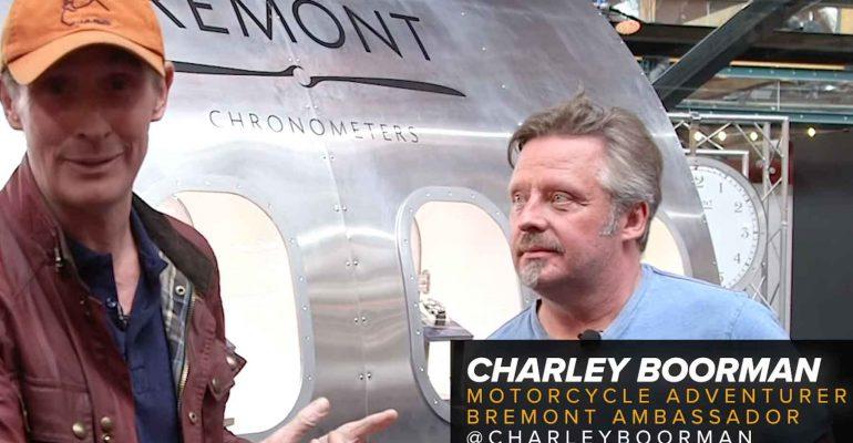 Charley Boorman over de nieuwe serie Long Way Up