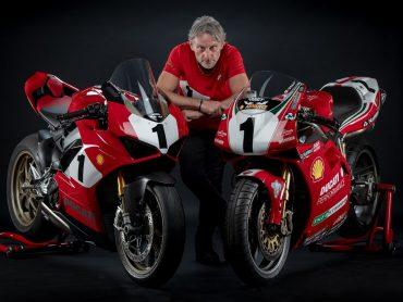 Dit is de Ducati Panigale V4 25°Anniversario 916