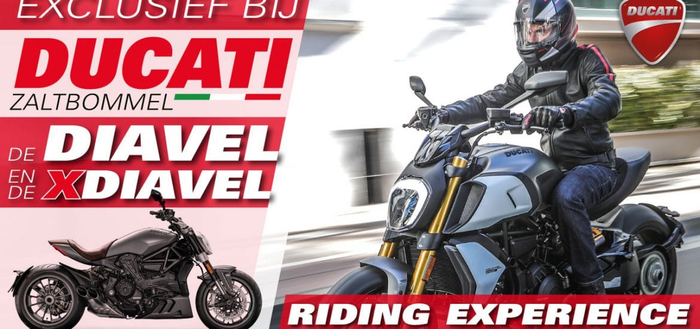Diavel & XDiavel Riding Experience