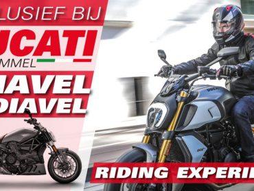3 augustus: Diavel & XDiavel Riding Experience bij Ducati Zaltbommel