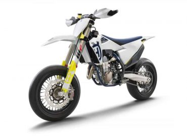 Dit is de 2020 Husqvarna FS 450