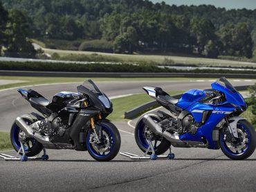 Dit zijn de 2020 Yamaha YZF-R1M en YZF-R1!