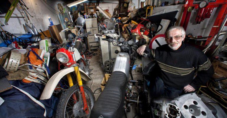 Motorfietsen Malle Pietje