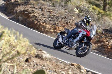 Test: Honda CB500X
