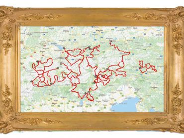 24 Alpen-routes om in te lijsten!