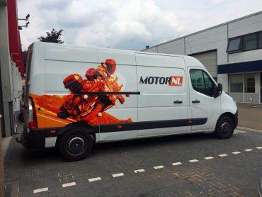 Vacature: Motor.NL zoekt een chauffeur