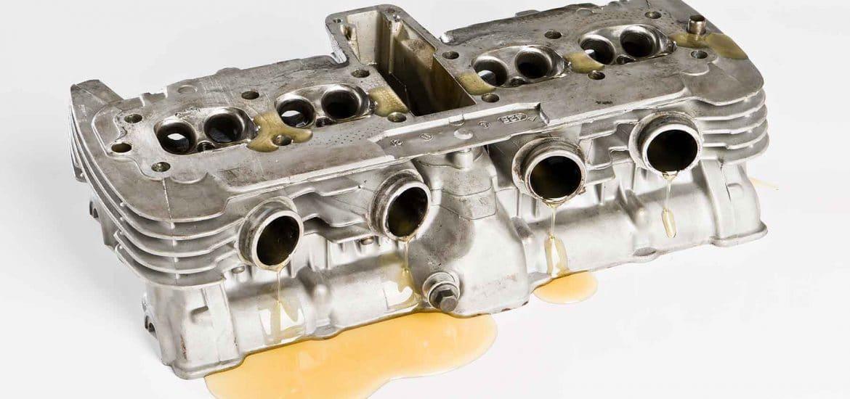 Honda CB blok cilinderkop